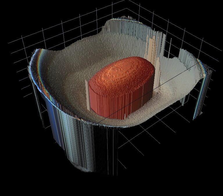 scanware présente son Systeme de Vision 3D Couleur